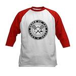 Loyal Order of the Latke Kids Baseball Jersey