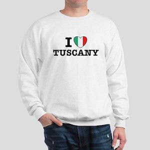 I Love Tuscany Sweatshirt