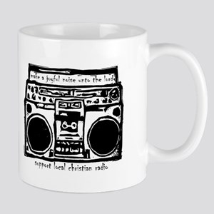 Support Christian Radio Mug