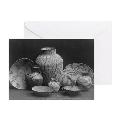 Apache Still Life Greeting Cards (Pk of 10)