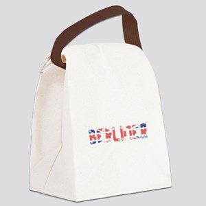 Berliner Canvas Lunch Bag