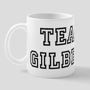 Team Gilbert Mug