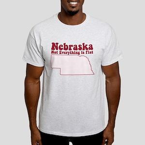 Nebraska Flat Light T-Shirt