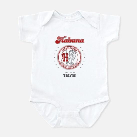 Habana Leones Infant Bodysuit