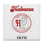 Habana Leones Tile Coaster