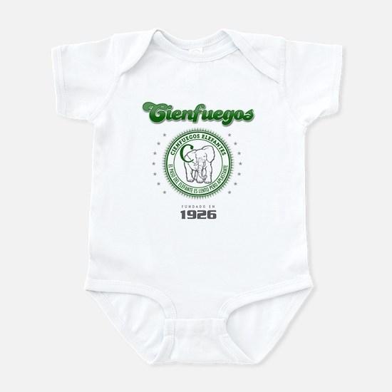 Cienfuegos Elefantes Infant Bodysuit