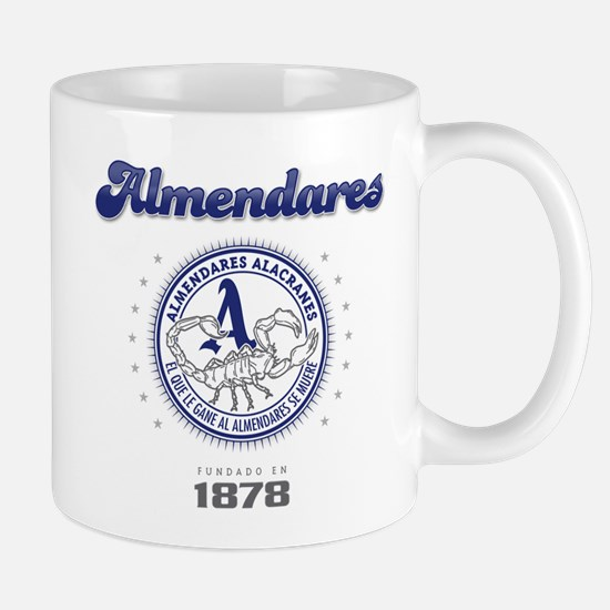 Almendares Alacranes Mug