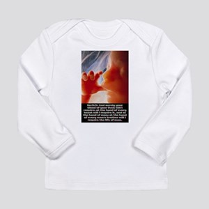 Genesis 9:5 Long Sleeve Infant T-Shirt
