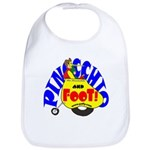 Pinocchio and FooT Bib