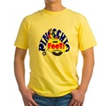 Pinocchio and FooT Yellow T-Shirt