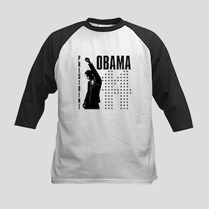 President Obama Kids Baseball Jersey