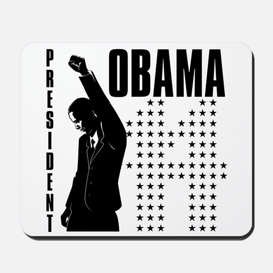 President Obama Mousepad