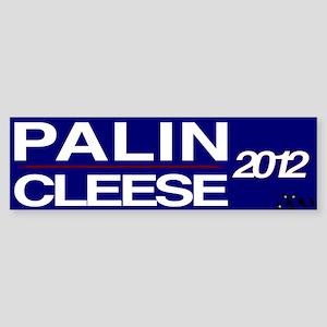 Cleese / Palin 2012 Sticker (Bumper)