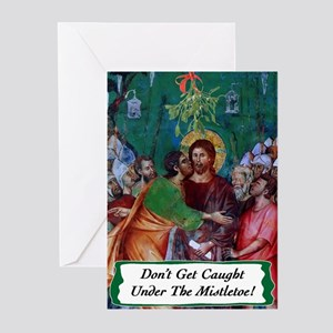 Mistletoe Greeting Cards (Pk of 10)