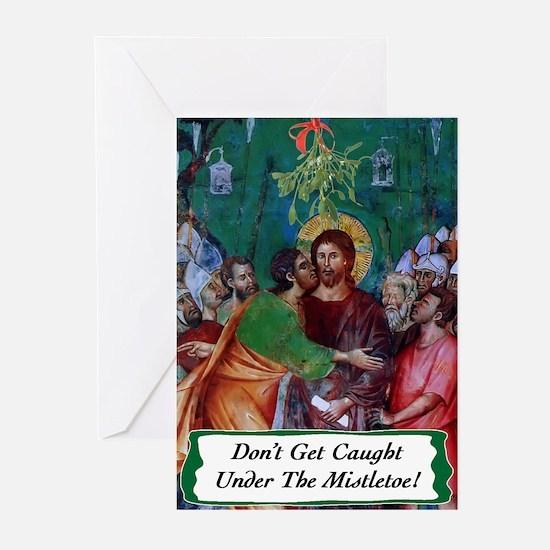 Mistletoe Greeting Cards (Pk of 10)