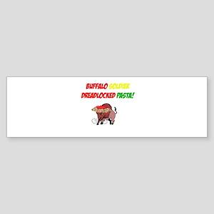 Pastafarian Sticker (Bumper)