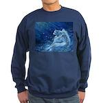 Star Lion Sweatshirt (dark)