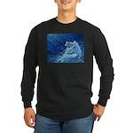 Star Lion Long Sleeve Dark T-Shirt