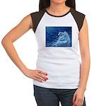 Star Lion Women's Cap Sleeve T-Shirt