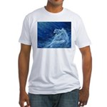 Star Lion Fitted T-Shirt