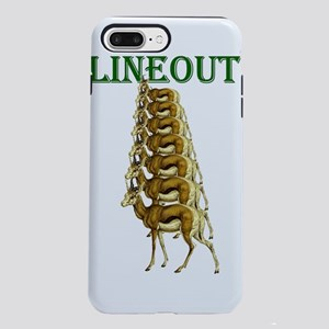 Springbok Rugby Lineout iPhone 7 Plus Tough Case
