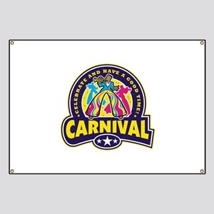 Trinidad Carnival Banners Baroque Banners