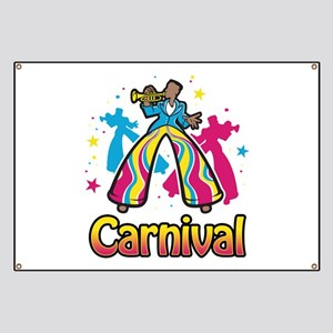 Trinidad Carnival Banners Arch Banners