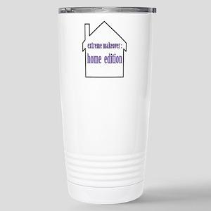 EMHE House Stainless Steel Travel Mug