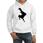 Original Breakdancing Hooded Sweatshirt