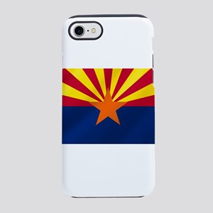 Flag of Arizona iPhone 7 Tough Case