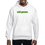 EAT GREEN Hooded Sweatshirt