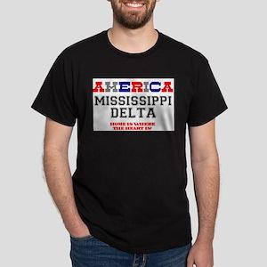 AMERICA REGIONS - MISSISSIPPI DELTA T-Shirt