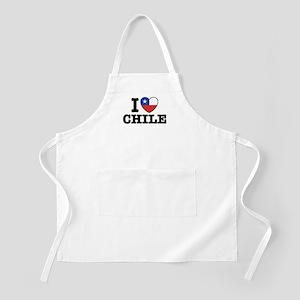 I Love Chile Apron