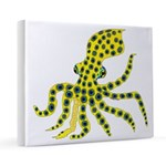 Blue Ringed Octopus 16x20 Canvas Print