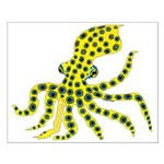 Blue Ringed Octopus Posters