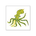 Blue Ringed Octopus Sticker