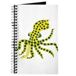 Blue Ringed Octopus Journal