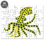 Blue Ringed Octopus Puzzle