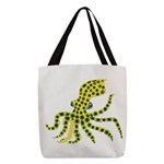 Blue Ringed Octopus Polyester Tote Bag