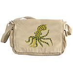 Blue Ringed Octopus Messenger Bag