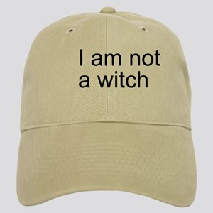 I am not a witch Cap