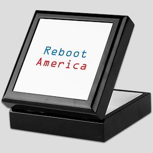 Reboot America Keepsake Box