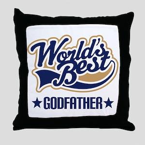 Godfather Throw Pillow