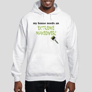 EMHE Paintbrush Hooded Sweatshirt