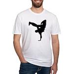 Break L-Kick Fitted T-Shirt