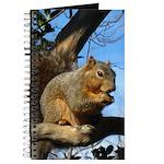 Squirrel in Autumn Journal