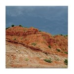 Caprock Before the Storm Tile Coaster