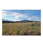Mountain Field Horizontal Postcards (8)