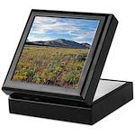 Mountain Field Keepsake Box