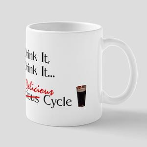 Delicious Cycle Mug